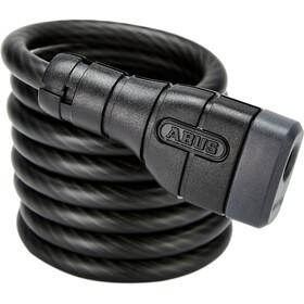 ABUS Booster 6512K Spiraal Kabelslot 180cm, zwart